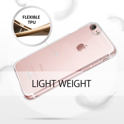 huge selection of 5f702 dd8ac iPhone 6/6s Jelly Case Clear